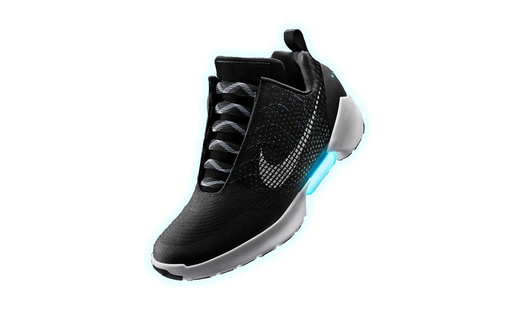 Self-tying Sneakers