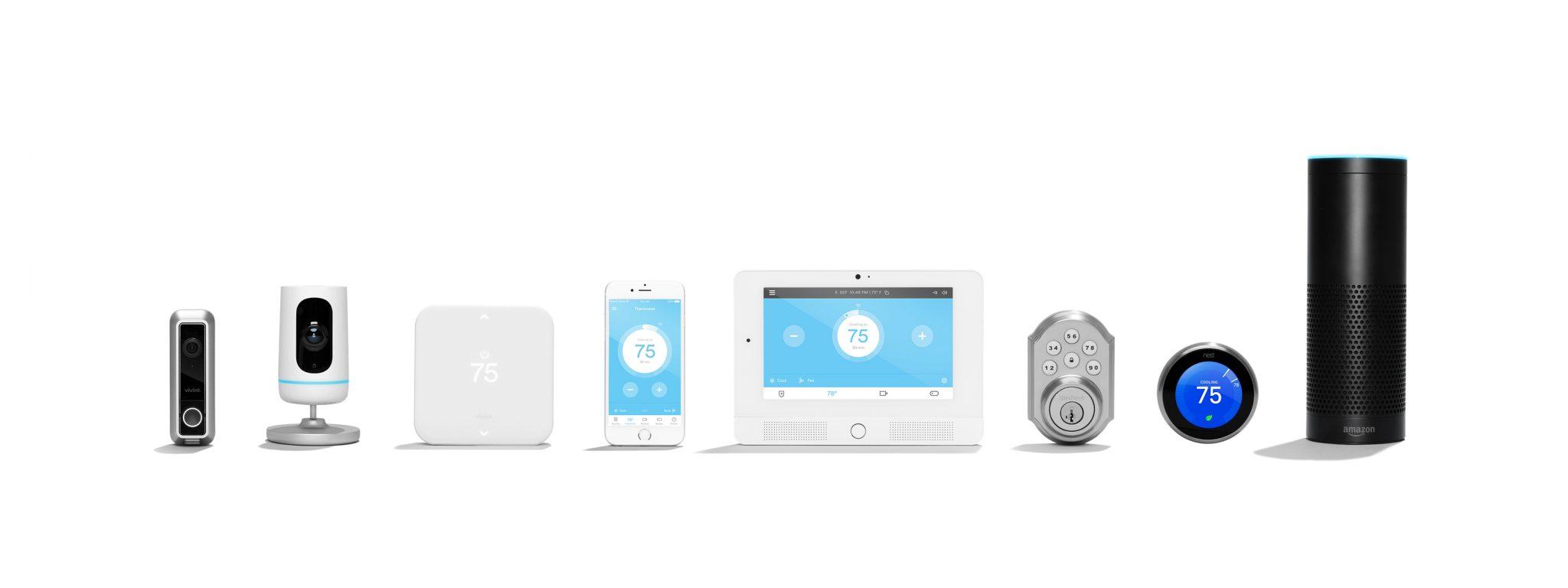 vivint - smart home gadgets