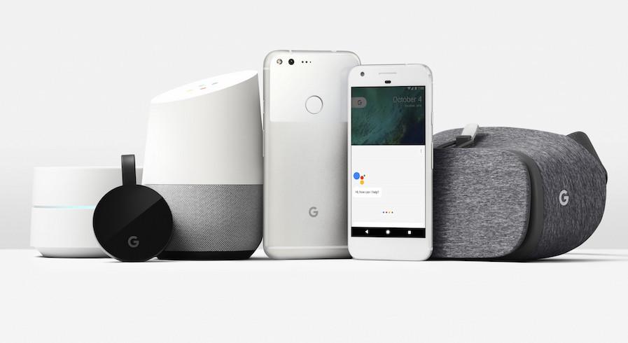 Google Hardware Event