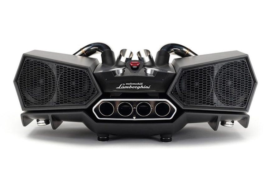 EsaVox Lamborghini-inspired Speaker