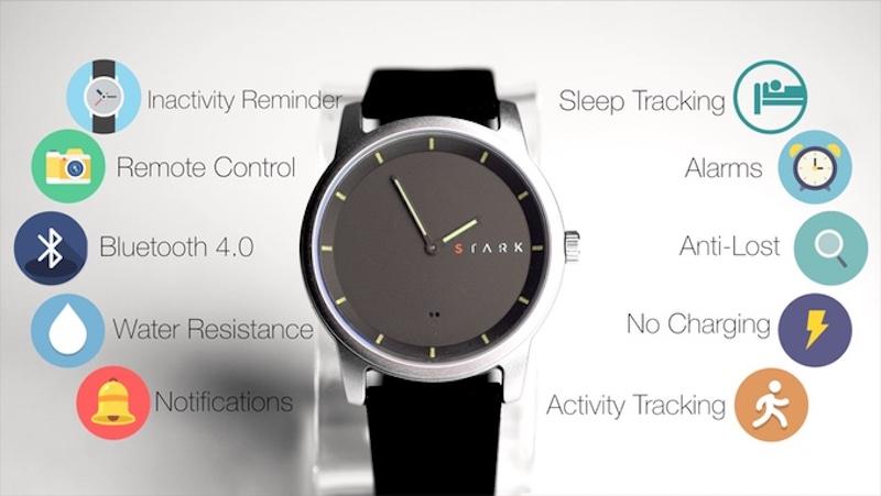 Stark An Affordable Hybrid Smartwatch