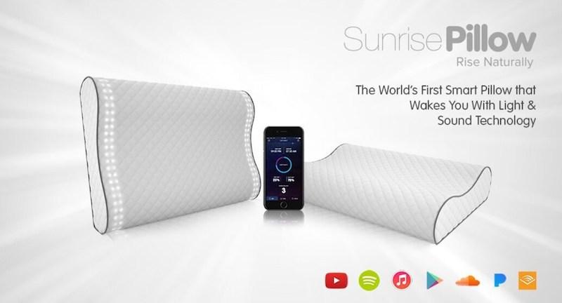 Sunrise Pillow Rise Naturally