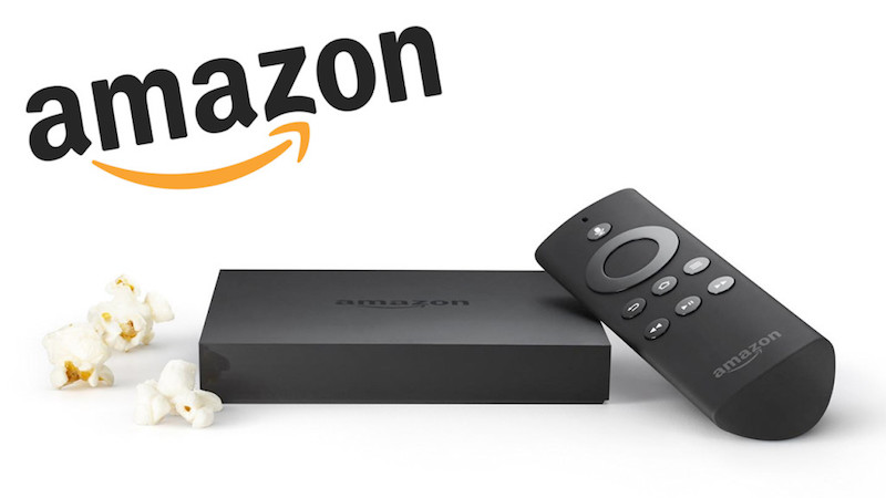 Amazon Fire TV 4K with Ultra HD Media Streamers