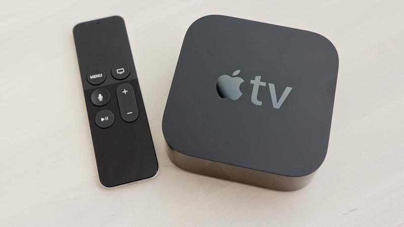 Apple TV 4th gen Media Streamers