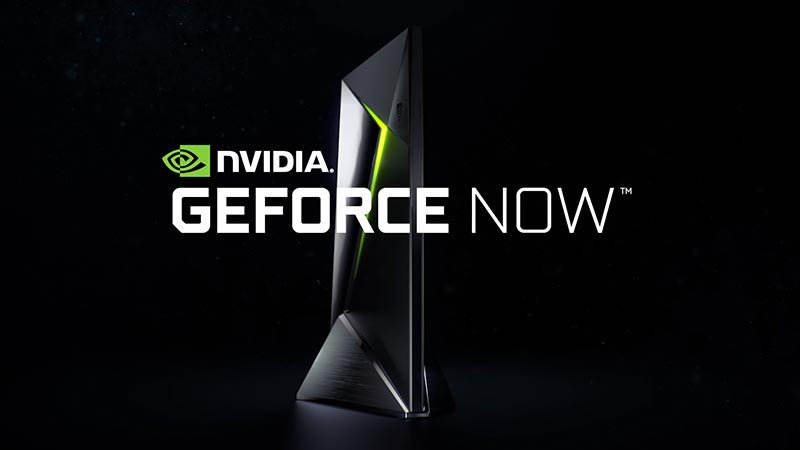nvidia-geforce-now Media Streamers
