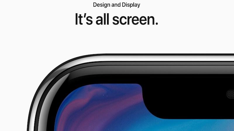 All-Screen Design