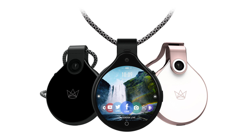 Front-Row-FR-Wearable-Camera