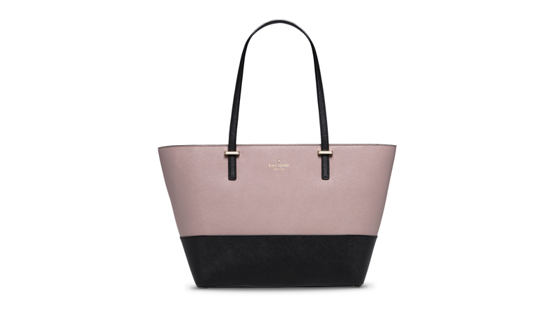 Everpurse Kate Spade Small Harmony Black Tote