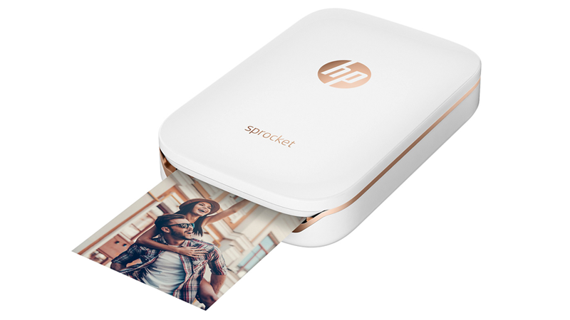 HP-Sprocket Printer