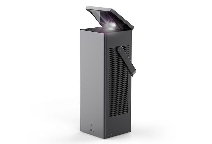 LG HU80KA 4K Projector
