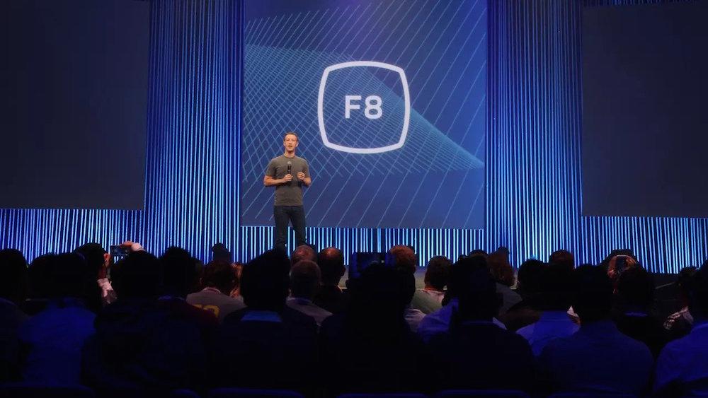 Facebook F8 2018