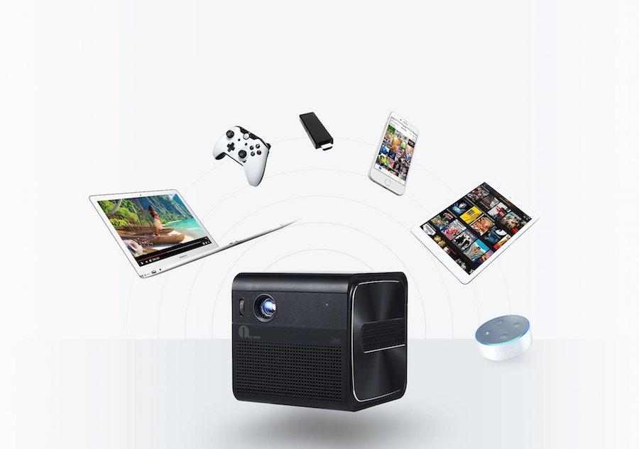 GoSho Mini HD Projector