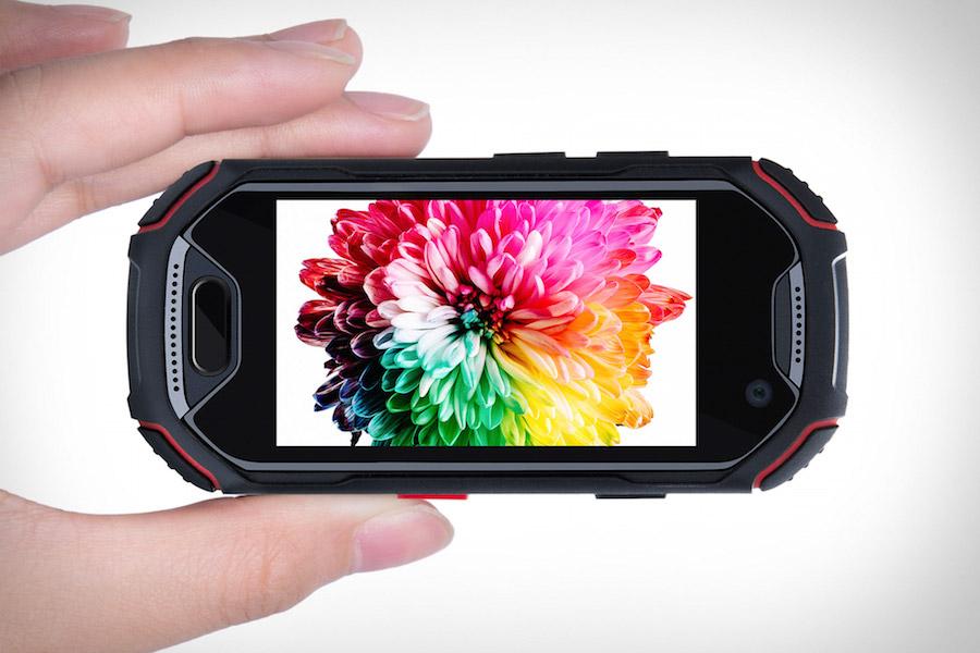 Unihertz Atom Smallest Smartphone