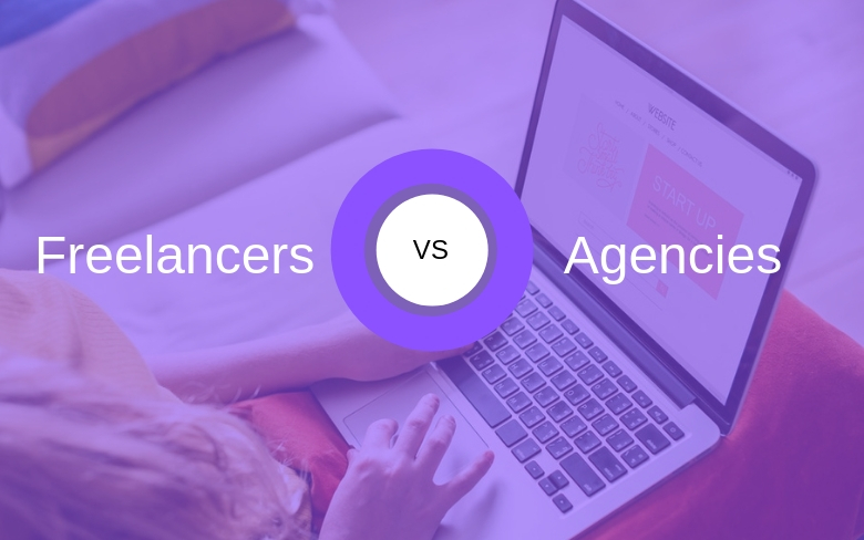 freelancer vs agencies