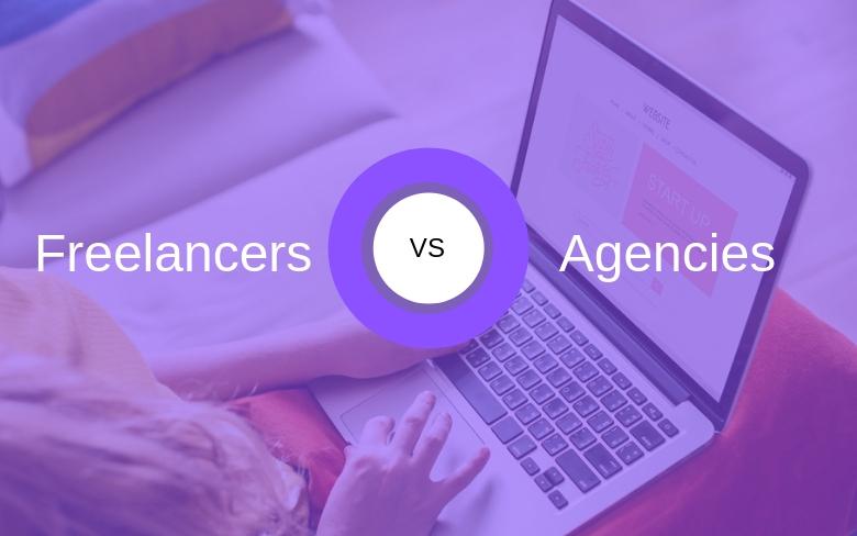 freelancer vs agencies
