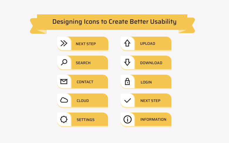 designing icons to create better usability