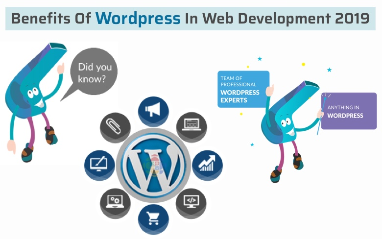 Benefits of WordPress in Website Development in 2019