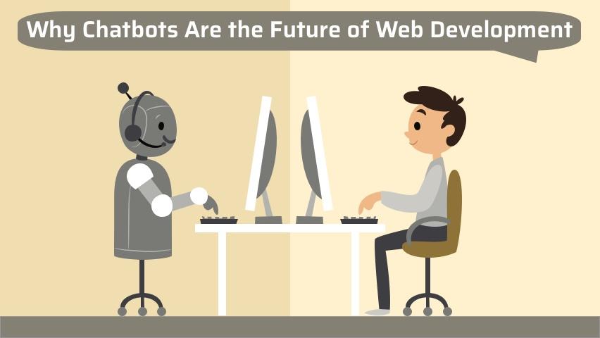 Chatbots Are the Future of Web Development