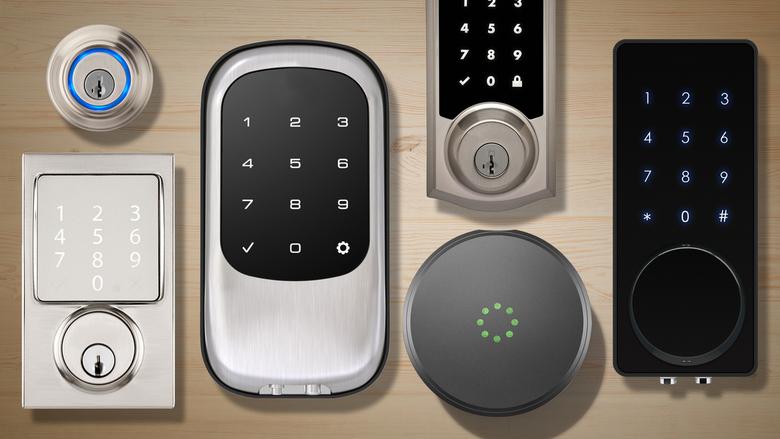 Top 5 Smart Locks for 2020