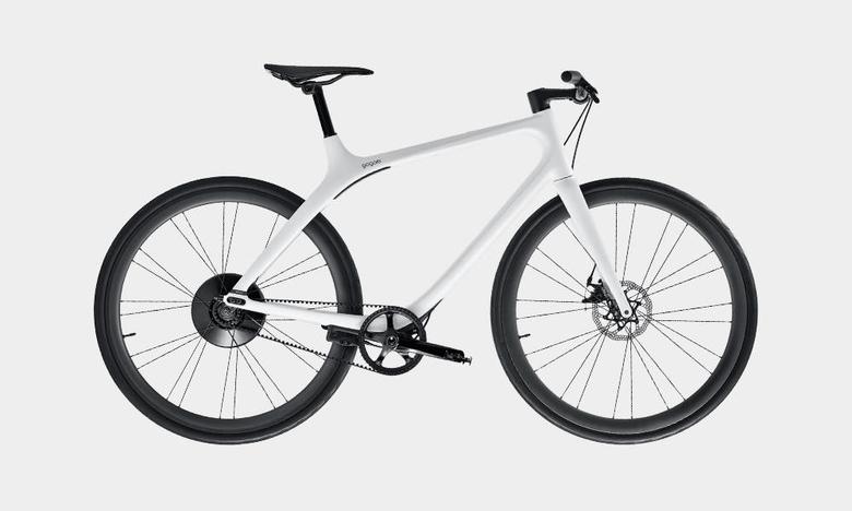 Gogoro's Eeyo 1s - Carbon Fiber e-bike for the future