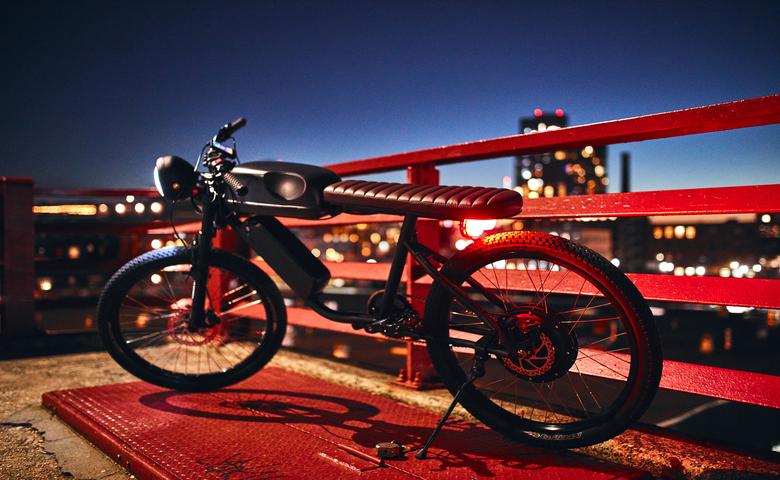 Titan R2 : A stylish electric bike from Tempus