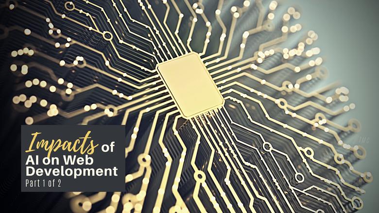 Impacts of AI on Web Development